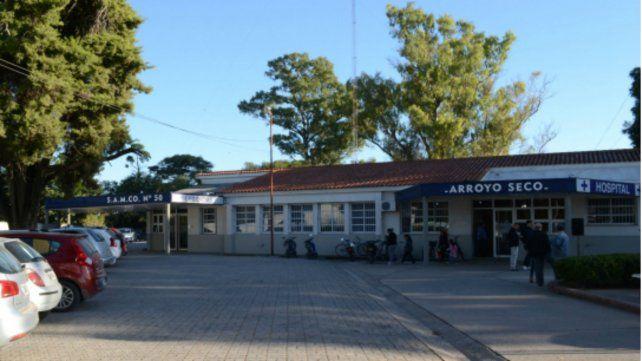 El herido fue llevado al Hospital 50 de Arroyo Seco.