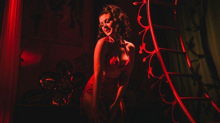 La historia de la mujer que transformó a Rosario en la capital del burlesque