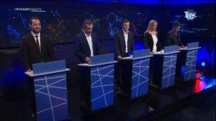 Cruces picantes entre los candidatos a concejal en el debate previo a las elecciones