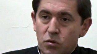 El sacerdote español Óscar Turrión.