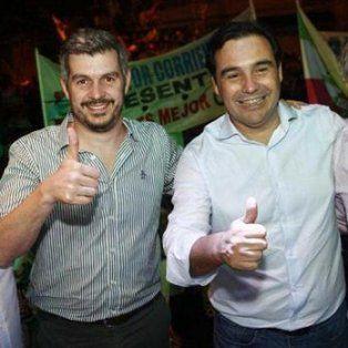 el candidato de cambiemos fue elegido gobernador de corrientes con el 54 por ciento de los votos