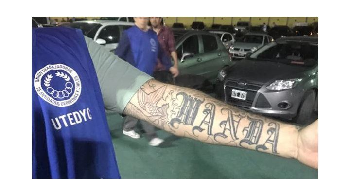 El increíble tatuaje que se hizo un fanático de Wanda Nara