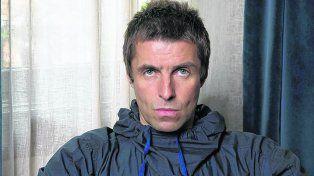 Rockero saludable. Liam Gallagher asegura que cambió de vida. Ahora se levanta temprano y sale a correr.