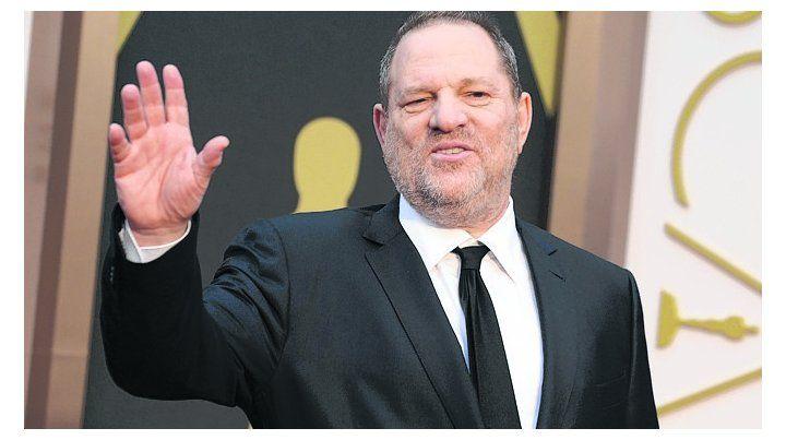 El productor Harvey Weinstein pedía favores sexuales.