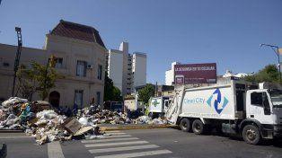 El municipio hizo una presentación en Fiscalía por el conflicto con la basura
