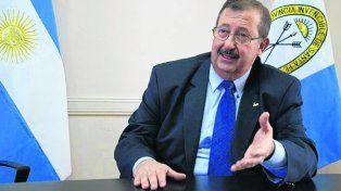 sólido. El senador departamental dijo que se busca privatizar la salud.