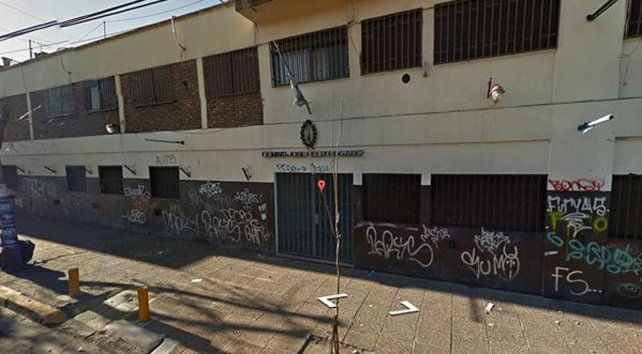 La escuela de Ramos Mejía donde se evitó el tiroteo.