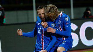 Islandia ganó el Grupo I en Europa