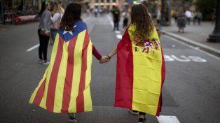 ¿juntos o separados? Esta imagen tomada en Barcelona puede ser parte del pasado a partir de hoy.