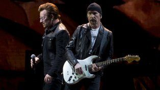 Bono y The Edge