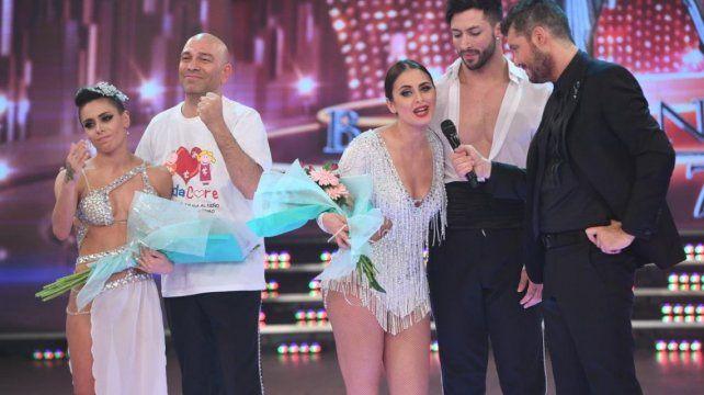 Sorpresa mayúscula con Consuelo Peppino que eliminó a Silvina Luna y Freddy Villarreal