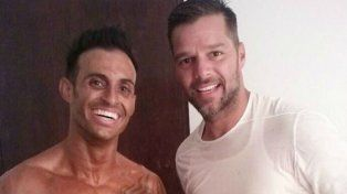 Ricky Martin encontró a su hermano Eric que estuvo incomunicado tras el huracán María