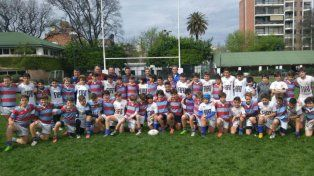 La división infantil M12 de Club Atlético del Rosario.