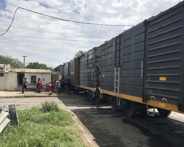 Una formación del Belgrano Cargas arrolló a una mujer en la zona sudoeste de Rosario.