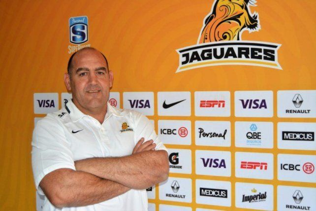 Mario Ledesma se convirtió en el nuevo entrenador de Los Jaguares