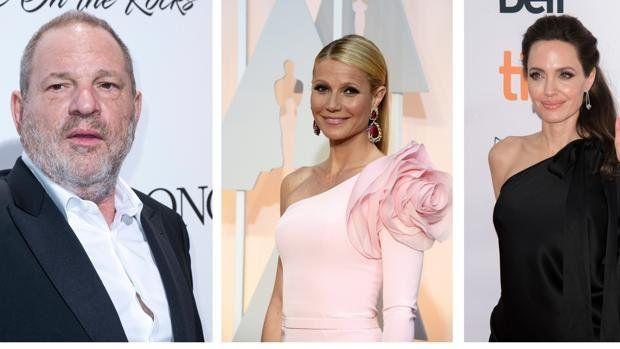 Las actrices se sumaron hoy a las acusaciones de abuso sexual contra el productor.