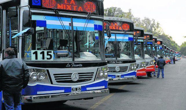 La Mixta administra hoy 16 líneas de colectivos urbanos.