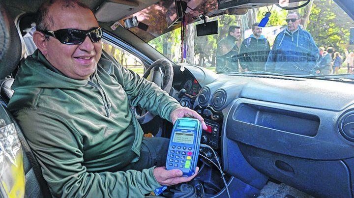 posnet. A fines de junio de 2016 se presentó el sistema que permite pagar con la tarjeta Movi