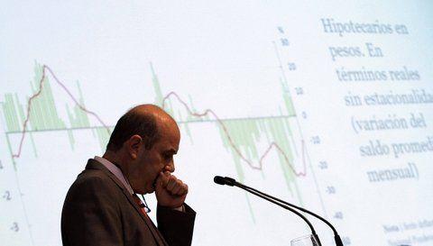 sin éxito. La política monetaria no logra domesticar la inflación.