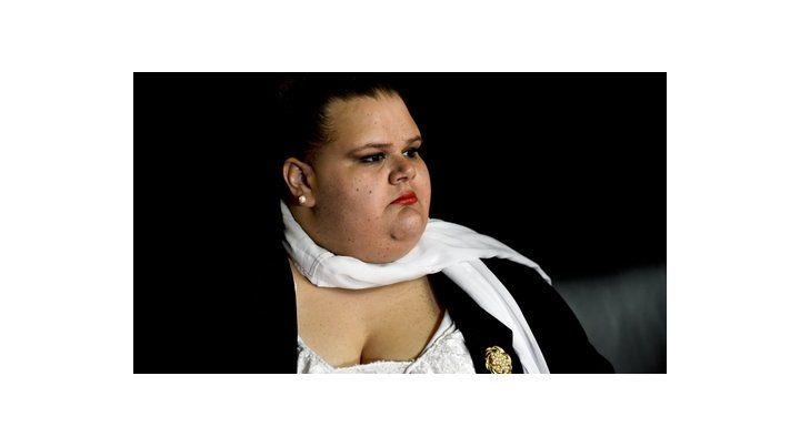 michelle. Fue la primera mujer transexual abogada en Uruguay.