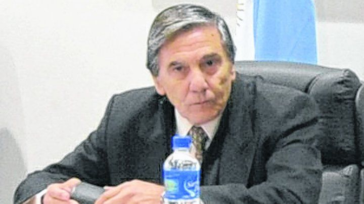 magistrado. Julio Kesuani