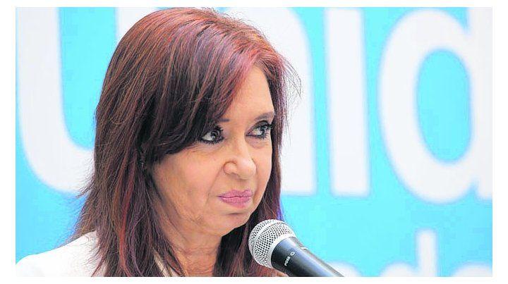 contraataque. Cristina: Macri cruzó todos los límites democráticos.