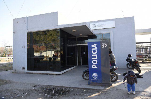 El robo ocurrió en jurisdicción de la seccional 12ª.