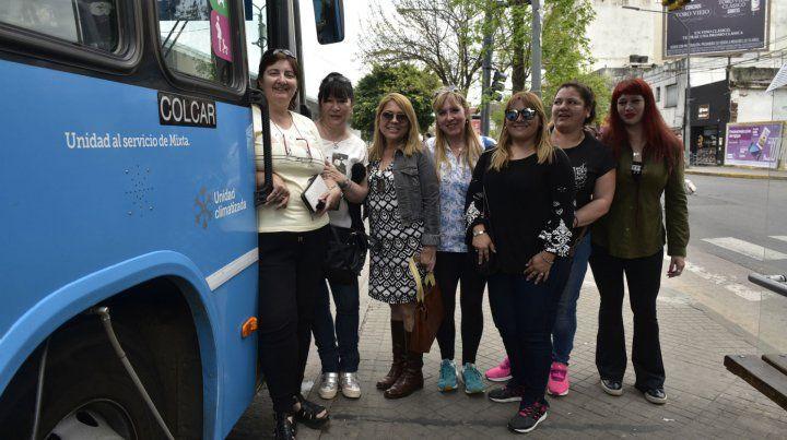 A partir de noviembre mujeres se incorporan como choferes en colectivos de Rosario