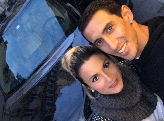 Fuerte mensaje de la mujer de Angelito Di María que se descargó en Instagram