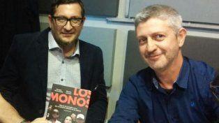 El libro de Los Monos va por la tercera edición y es presentado hoy en el ECU