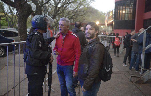 Giraudo, dirigente opositor de Newells: El vicepresidente DAmico me amenazó de muerte