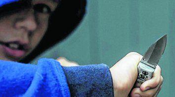 ingresos con armas. Las autoridades de Educación están alertas por la aparición de estos casos.