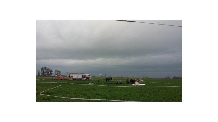 caído. El accidente ocurrió cerca del casco urbano de Tacural