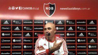 Llop: Si logramos buenos resultados tal vez disimulemos las cosas que pasan en el club