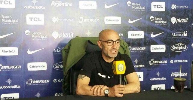 El entrenador canalla tiene una sola duda para recibir a Argentinos