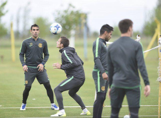 Zampedri o Herrera, la única duda que tiene Montero para confirmar el once de Central