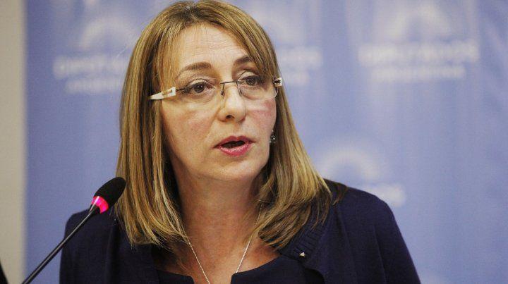 Alejandra Gils Carbó sufrió un embargo sobre sus bienes por 7 millones de pesos.