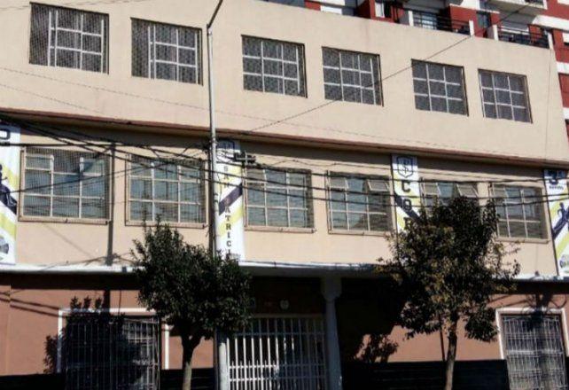 La imagen del colegio San Patricio de Avellaneda.