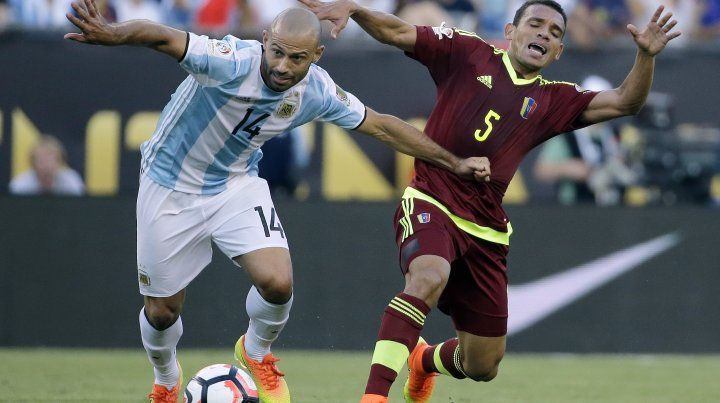 Mascherano le puso el punto final a su carrera en la selección: No hay más allá de Rusia