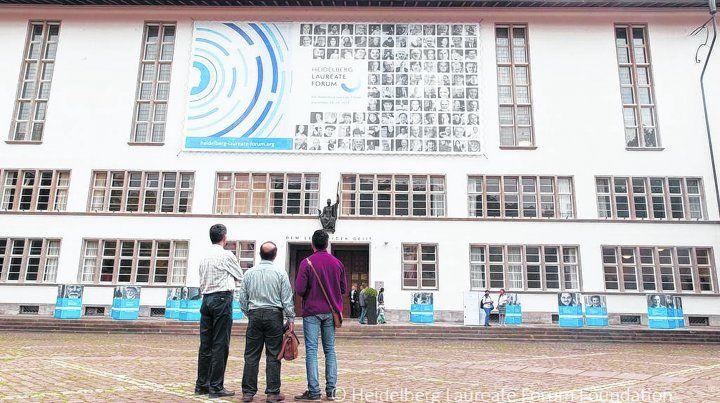 Centro mundial.Es la universidad más antigua de Alemania.