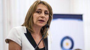 procuradora. Alejandra Gils Carbó tiene un frente judicial complicado y soporta la ofensiva del gobierno.