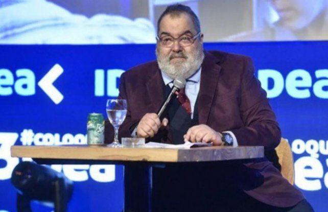 No puedo creer que gente que tenga tanta plata sea tan cobarde, dijo Lanata en el Coloquio de IDEA