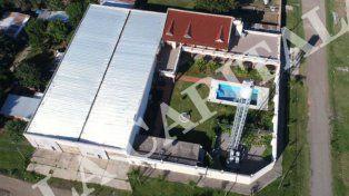 La casa del padre de Martín Fantasma Paz fue allanada ayer.