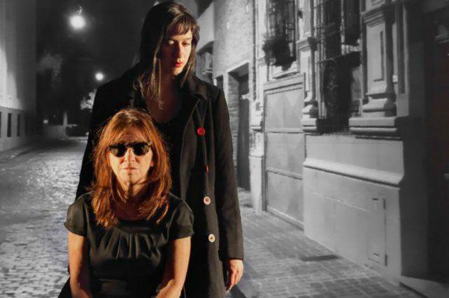 Mujeres. Soledad y Annabelle.