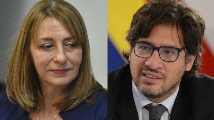 La procuradora Gils Carbó quedó en la cuerda floja. Garavano quiere que pida licencia hasta que se aclare su situación judicial.