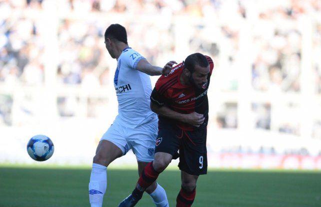 Newells no logra levantar cabeza, perdió con Vélez 1 a 0 y se llena de dudas