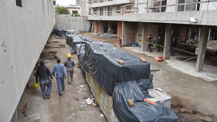 Los permisos de edificación cayeron a los niveles más bajos en más de una década