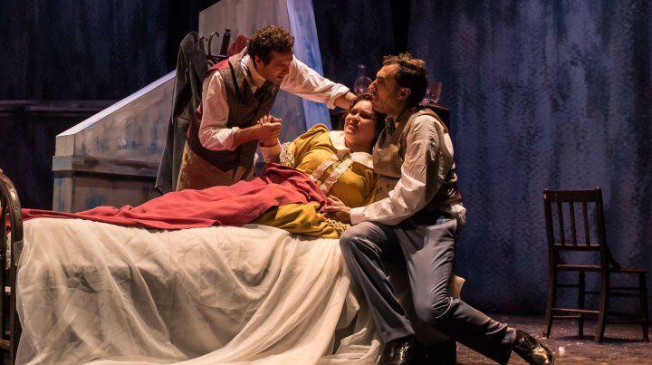 Imperdible. La Boheme se estrenó en 1896 en Turín bajo la batuta de Arturo Toscanini. Sorprende por su riqueza melódica.