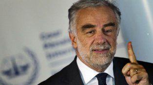El fiscal argentino fue despedido por la Organización de los Estados Americanos (OEA).