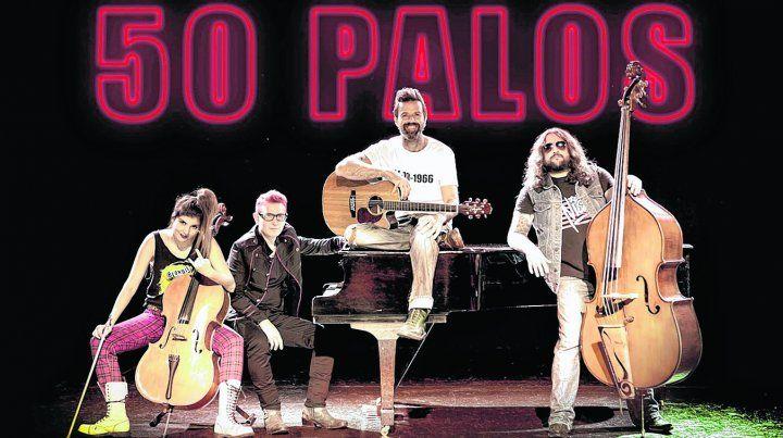 festejo. Pau Donés consideró este trabajo un disco doble ya que celebra  sus 50 años y los 20 de la banda creadora de éxitos como Depende.